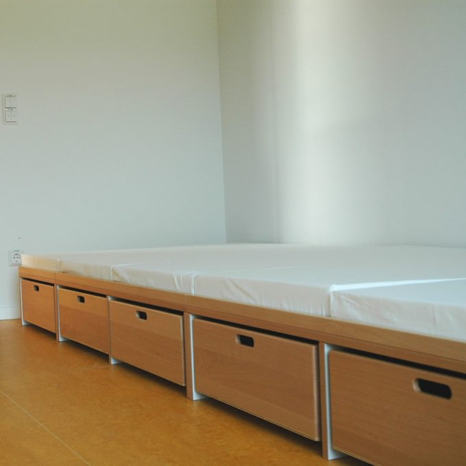 De Breuyn Eck Doppel-Schlafpodest 5
