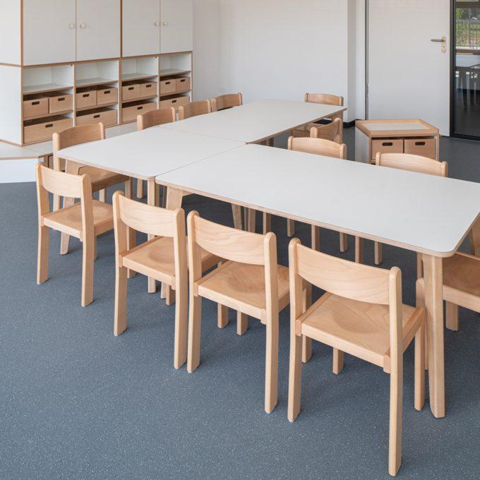 De Breuyn Tisch rechteckig 80x140 cm 8