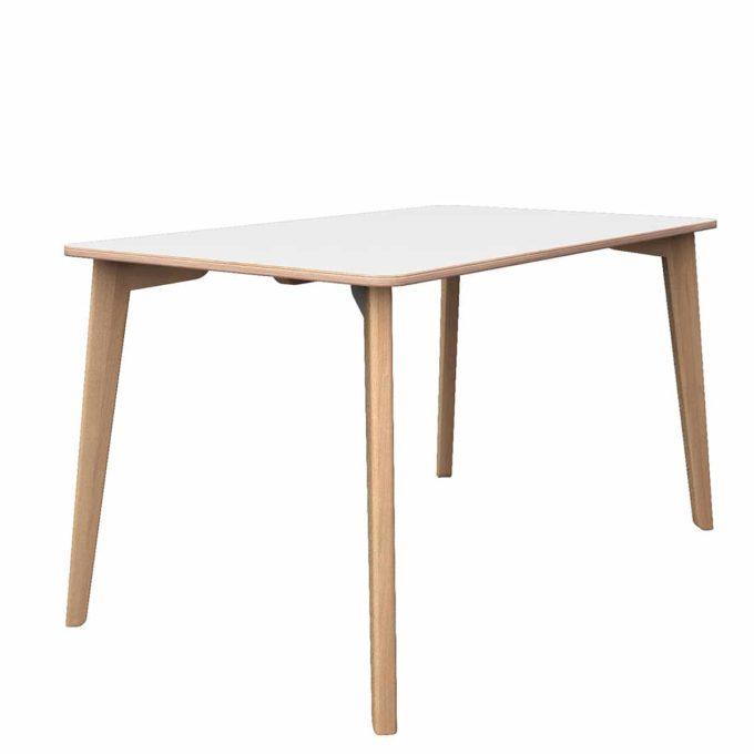 De Breuyn Tisch rechteckig 80x140 cm 1
