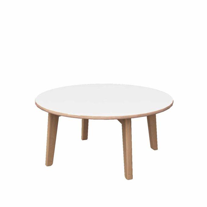 De Breuyn Tisch rund - Durchmesser: 90 cm 1