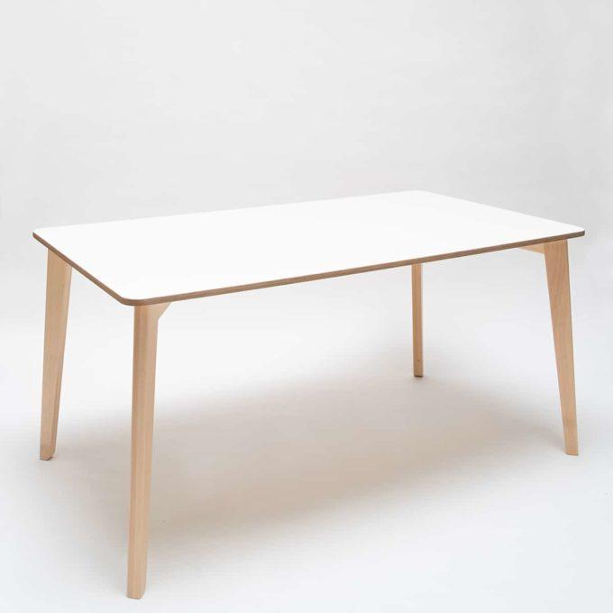 De Breuyn Tisch rechteckig 90x160 cm 4