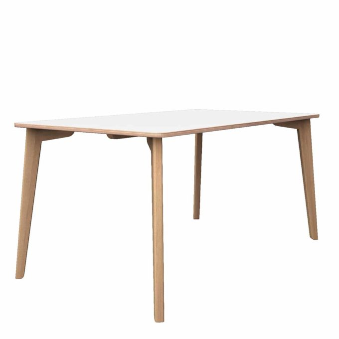 De Breuyn Tisch rechteckig 90x160 cm 2