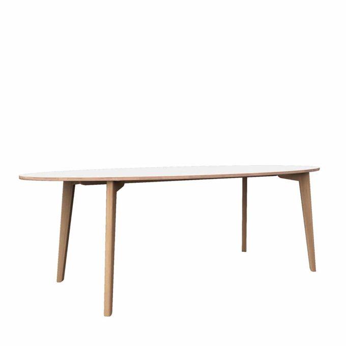 De Breuyn Tisch oval 100x240cm 3