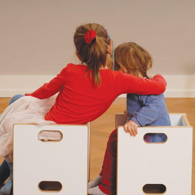De Breuyn Wandelstuhl - HPL - Kleinkindstühle U3-Bereich 4