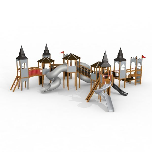 Lars Laj Große Spielplatzanlage Zitadelle 1