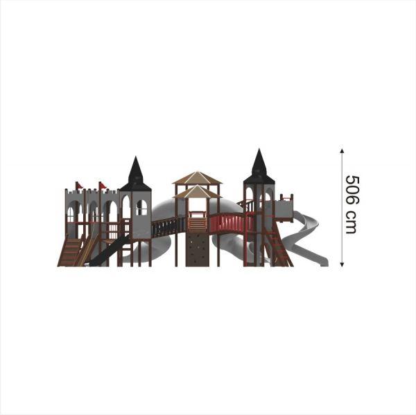 Lars Laj Große Spielplatzanlage Zitadelle 3