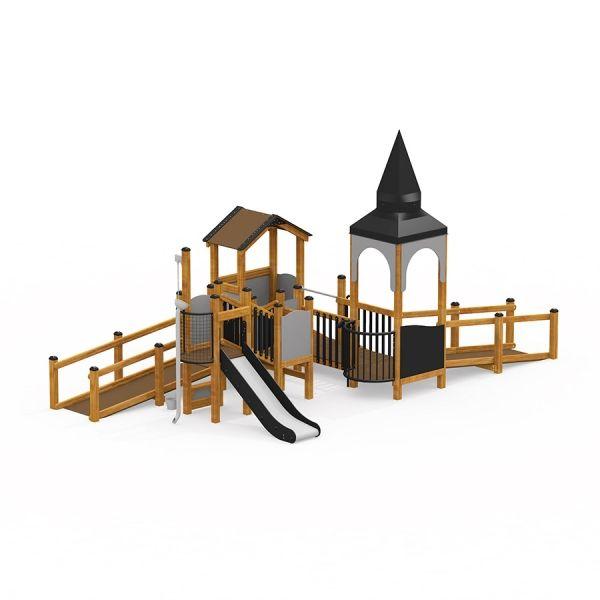 Lars Laj Spielplatzanlage Campanille 1