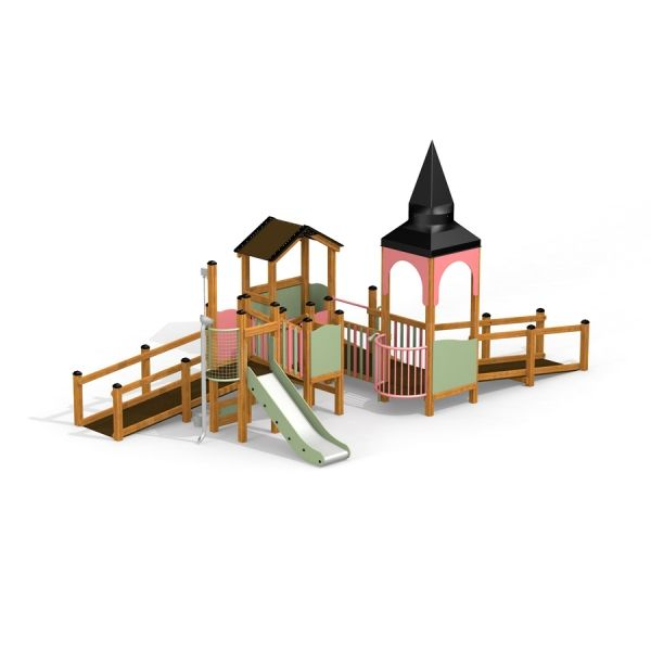 Lars Laj Spielplatzanlage Campanille 2