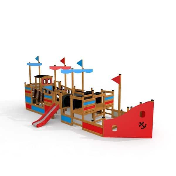 Lars Laj Spielschiff Bounty 1