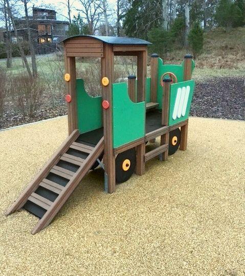 Lars Laj Spielhaus Traktor 7