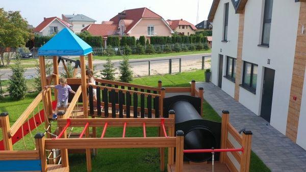 Lars Laj Spielplatzanlage Tarzan Festung 5