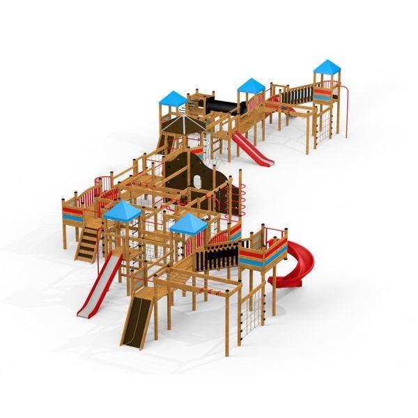 Lars Laj Große Spielplatzanlage Gigantic 1