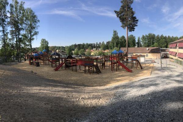 Lars Laj Große Spielplatzanlage Gigantic 14