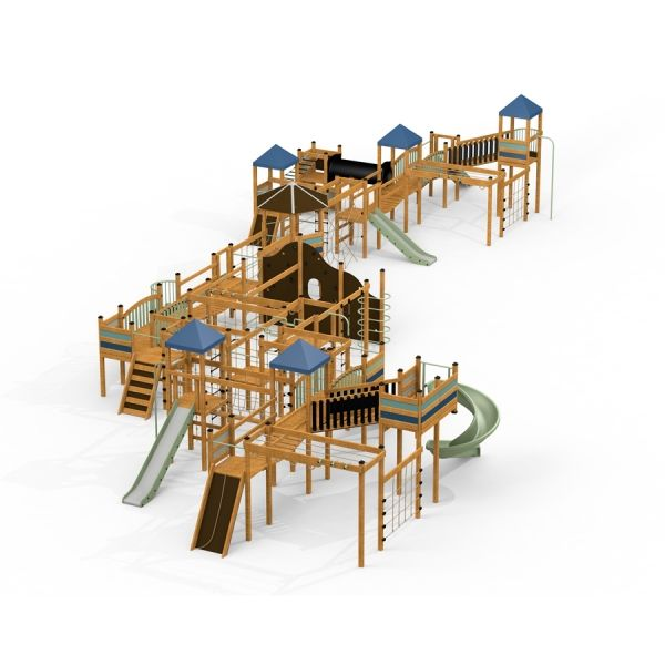 Lars Laj Große Spielplatzanlage Gigantic 2