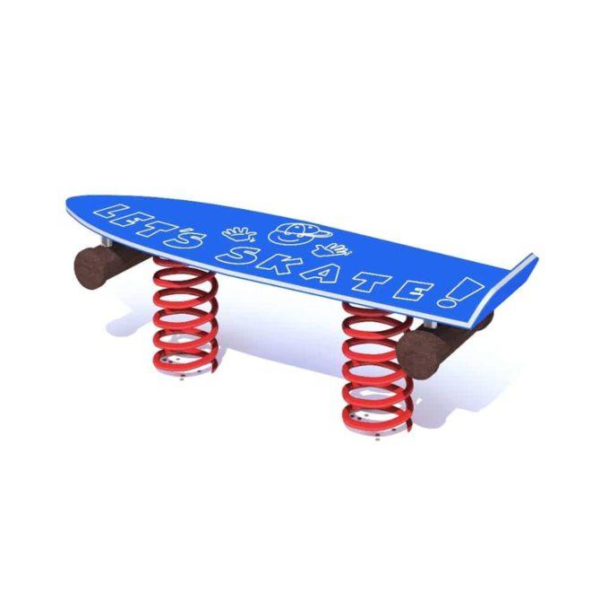 "WESTFALIA Balancieranlage ""Skateboard"" 1"