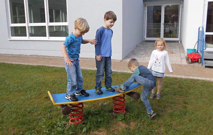 "WESTFALIA Balancieranlage ""Skateboard"" 2"