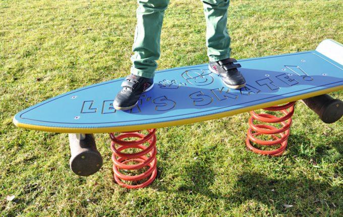 "WESTFALIA Balancieranlage ""Skateboard"" 3"