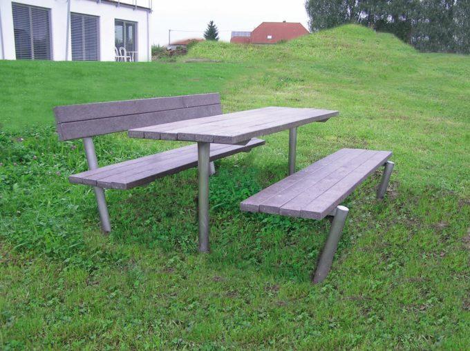 "WESTFALIA Sitzgruppe ""Helgoland"" 2"