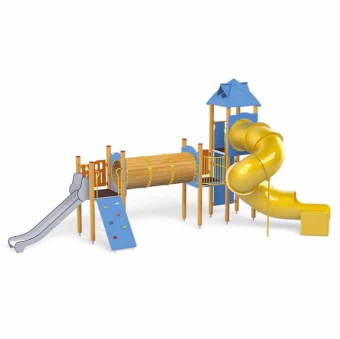 Spielturm-Anlage Orbis 11367 von Novum Spielgeräte 1
