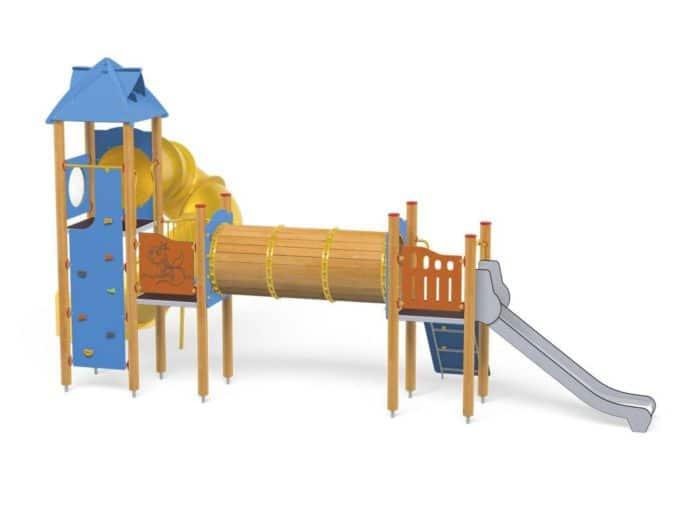 Spielturm-Anlage Orbis 11367 von Novum Spielgeräte 5