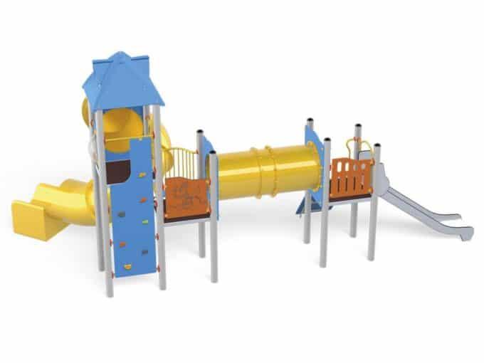 Spielturm-Anlage Orbis 11367 von Novum Spielgeräte 11