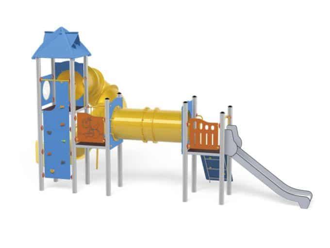 Spielturm-Anlage Orbis 11367 von Novum Spielgeräte 12
